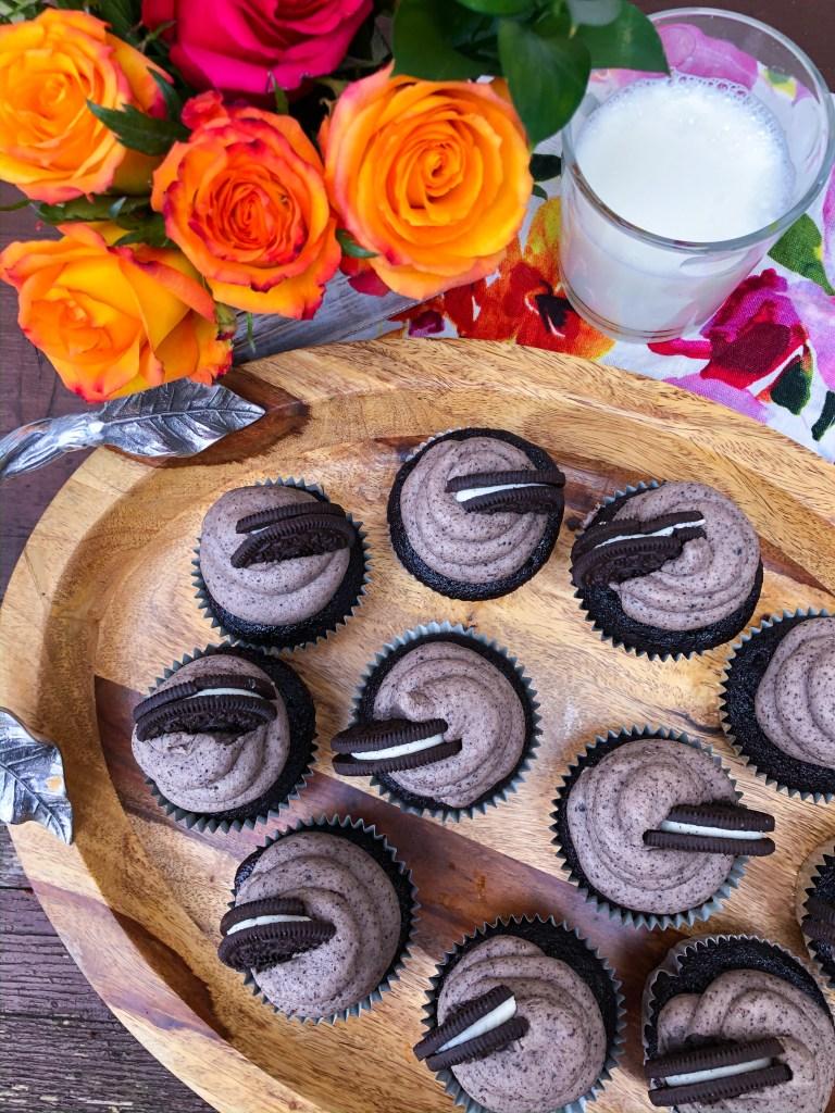 Cookies 'n' Cream Cupcakes