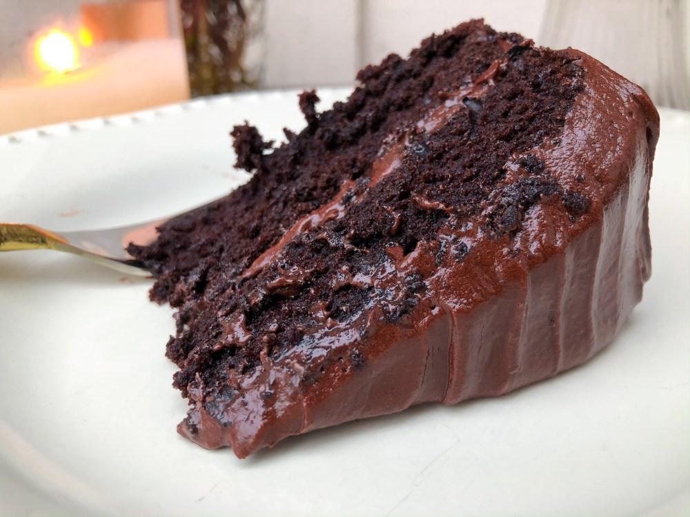 Best EverChocolate Cake