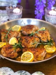 Frying Pan Chicken