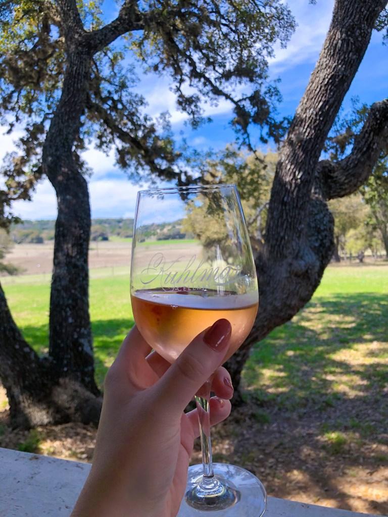 Kuhlman Cellars Spring Wines