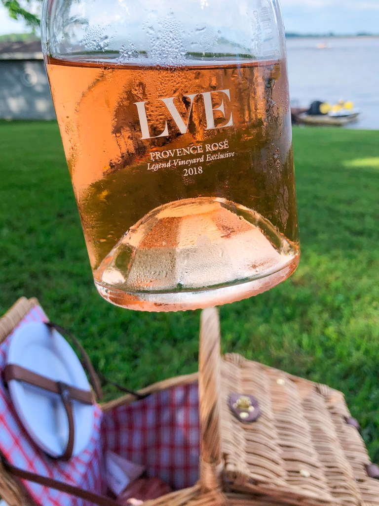 LVE Wines Rosé Review