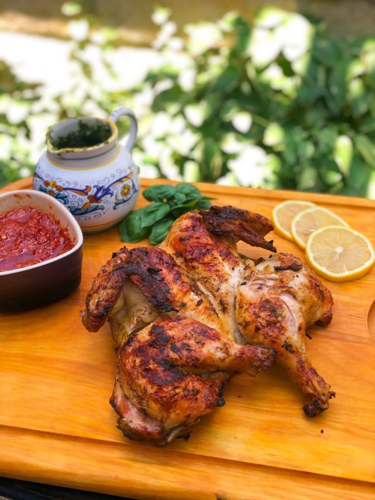 Romeo & Juliet Chicken, Shakespeare Recipes