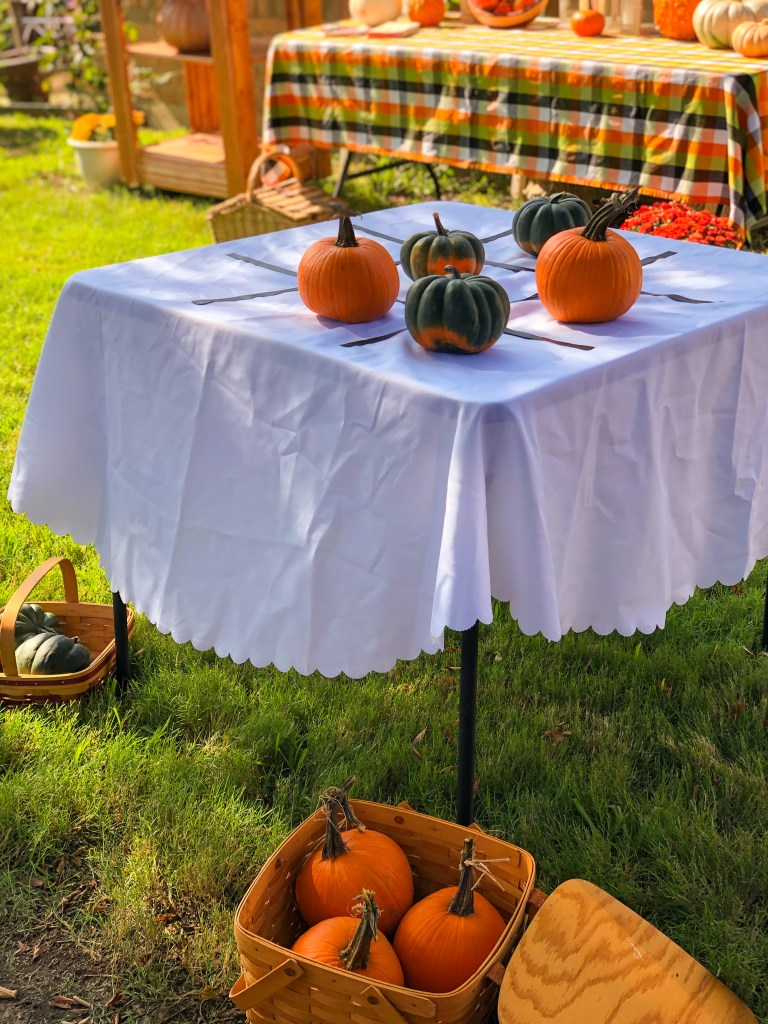 Harvest Festival, At Home Quarantine Halloween Ideas