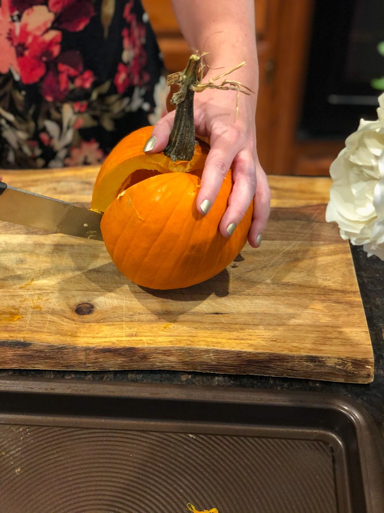 The Rose Table's Pumpkin Soup
