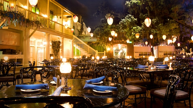 Blue Bayou Lamb DInner