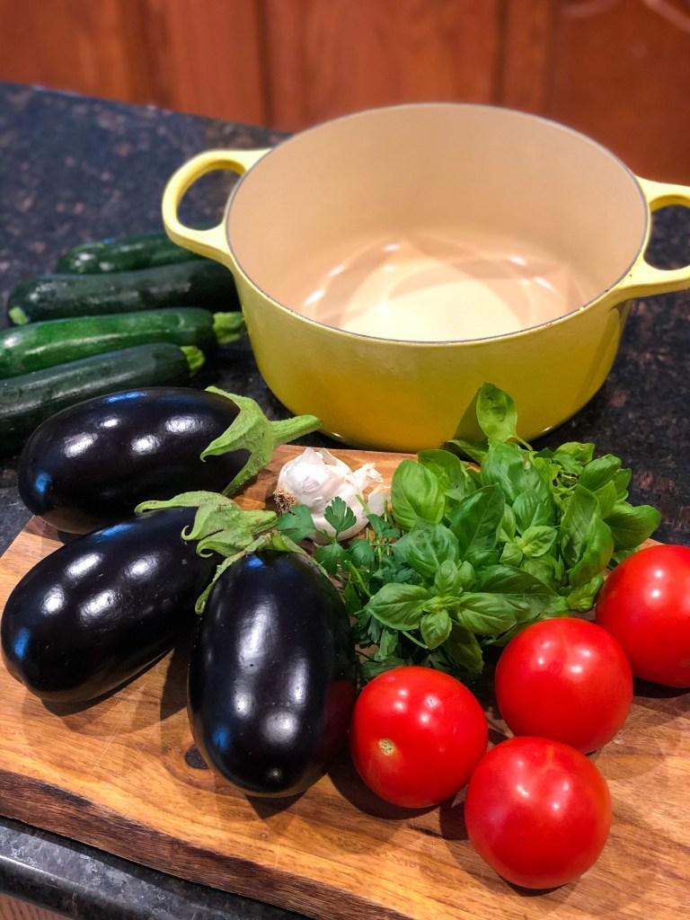 Provencal Ratatouille, Authentic French Recipe