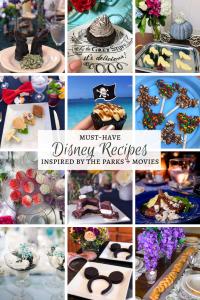 Disney Recipes Food Blog