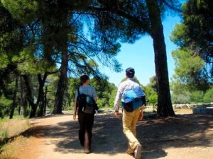 Visiting Epidaurus Greece