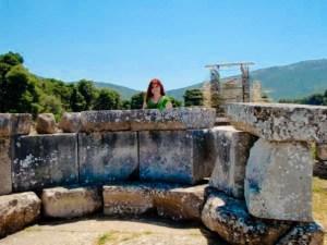 Visiting Epidaurus Greece