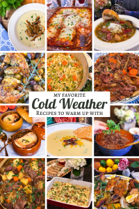 Best Cold Weather Recipes