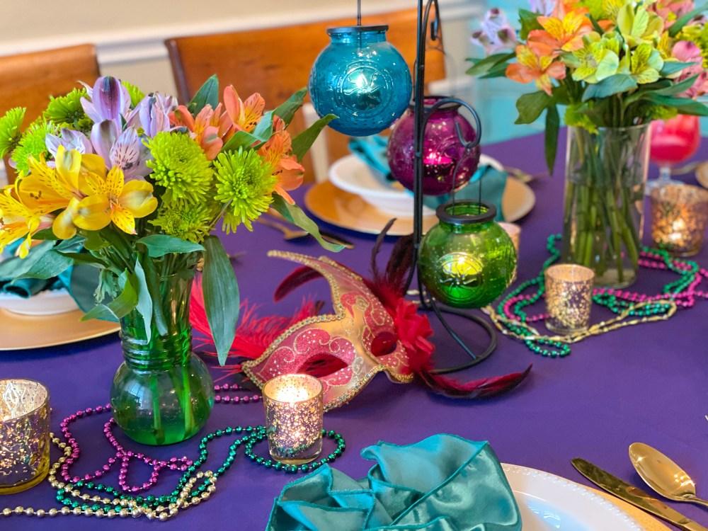 Mardi Gras Dinner Ideas