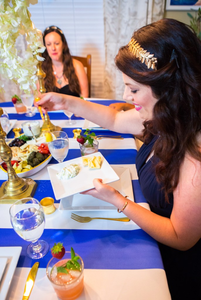 Hercules Disney Dinner Party with Recipes
