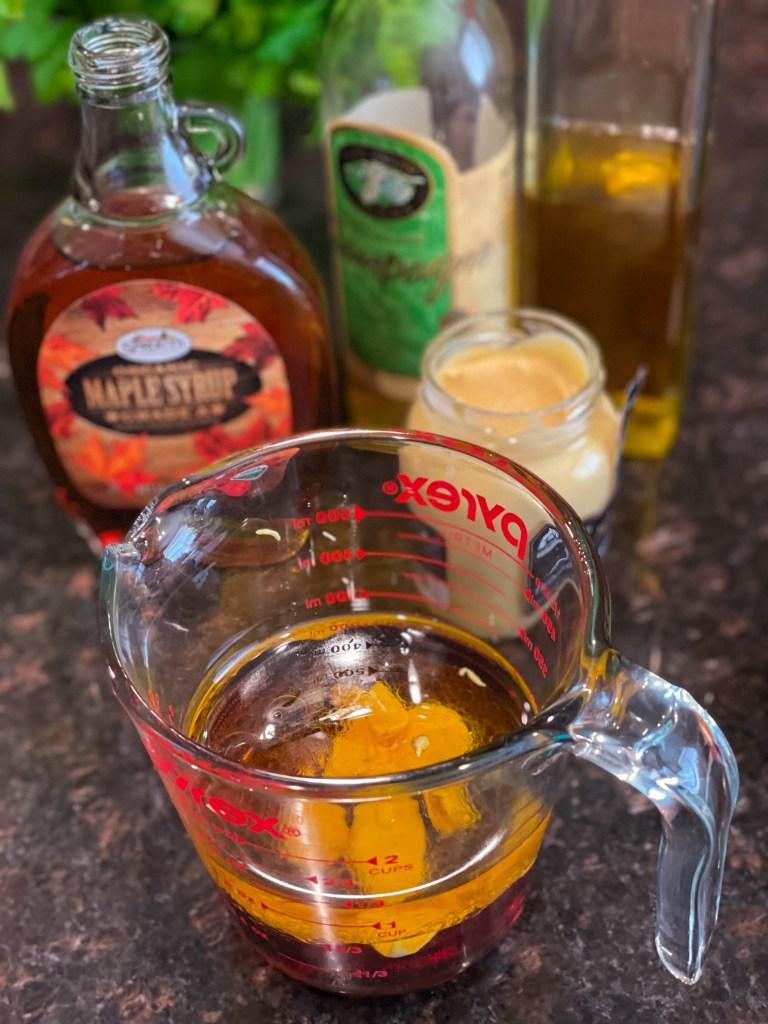 Maple Vinaigrette Recipe