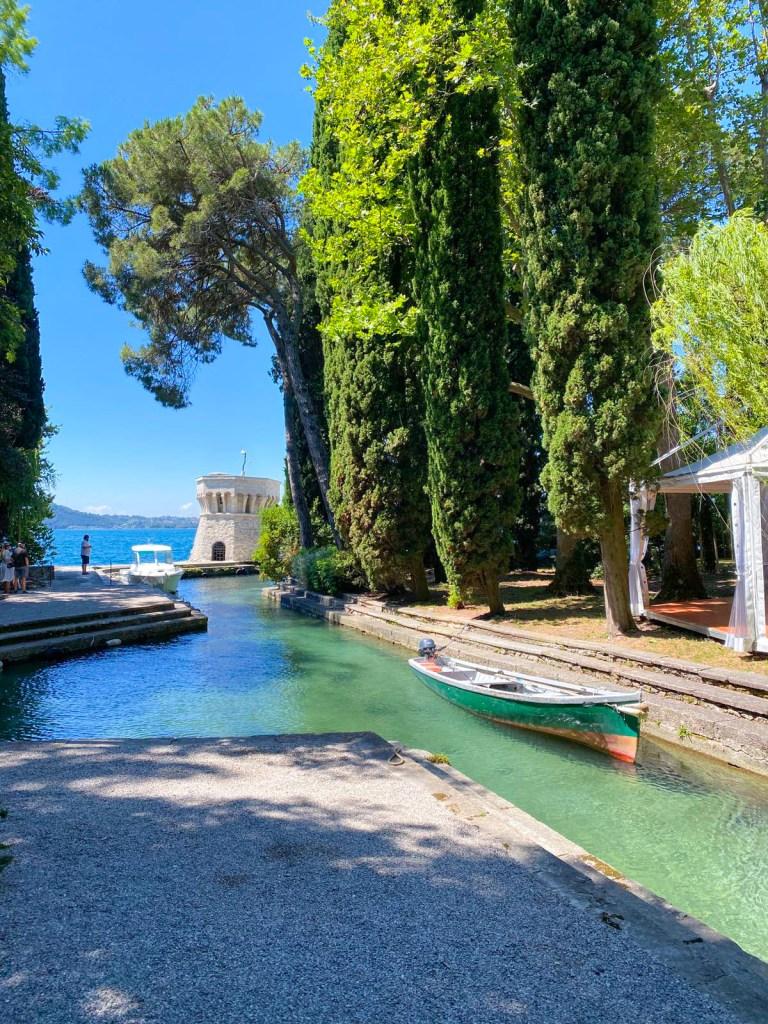 Isola del Garda Borghese Cavazza