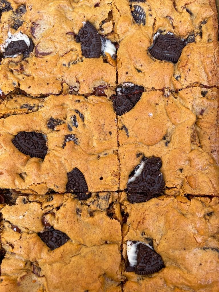 Oreo Bar Cookies