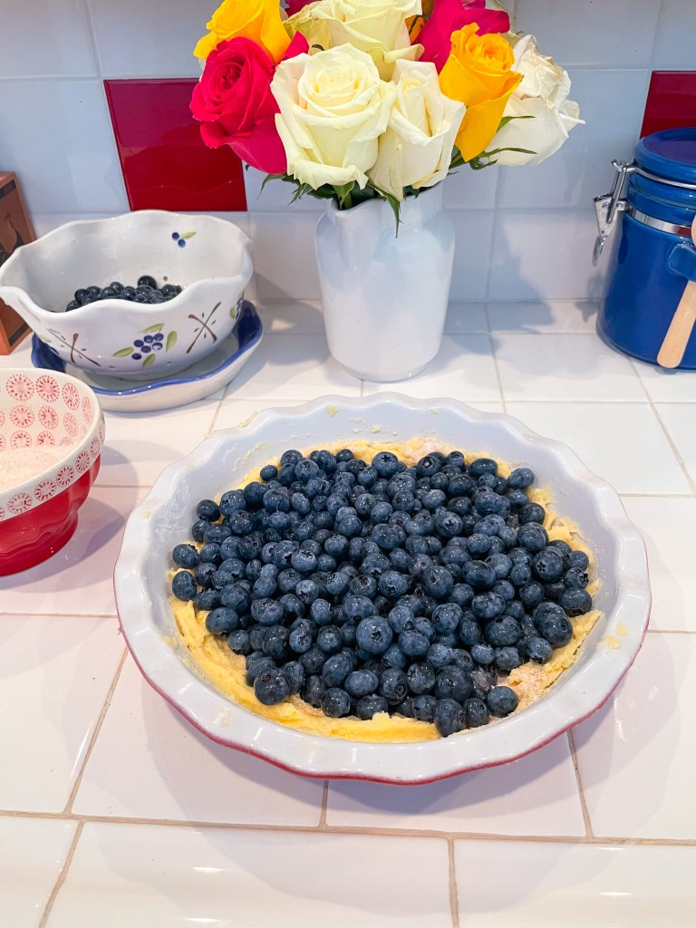 Blueberry Hill Surprise | The Best Blueberry Pie
