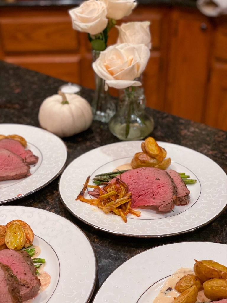Royal Roast | Cinderella Disney Dinner Party Recipe