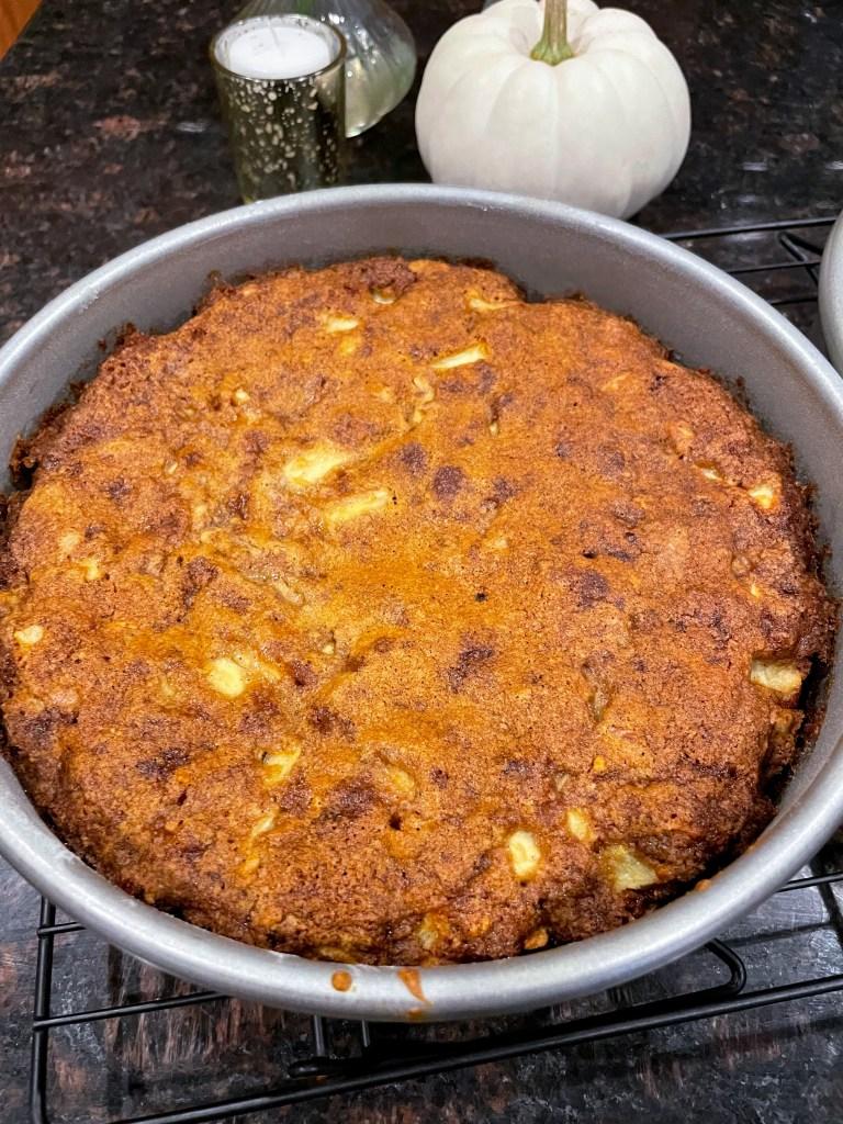 Caramel Apple Layer Cake   Fall, Thanksgiving Desserts