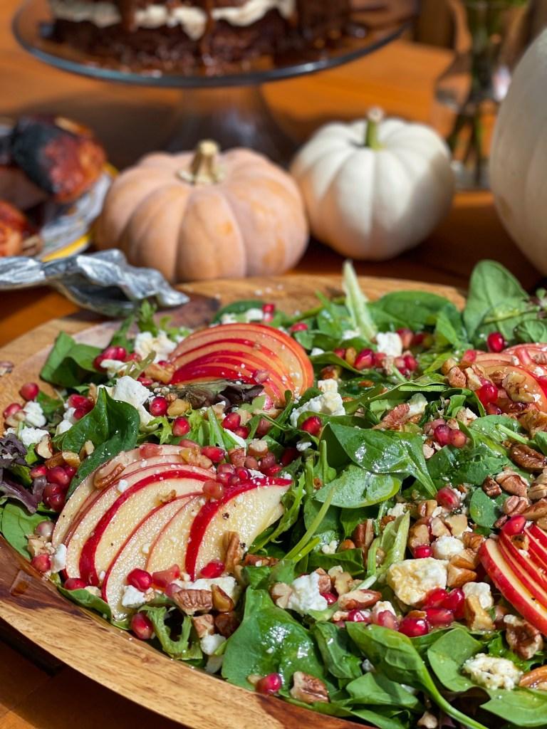 Apple Season Salad