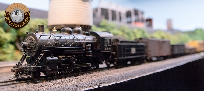 Layout Tour:  Ed Cronin's Bessemer & Lake Erie Layout