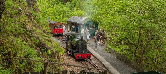 The Talyllyn Railway – My Visit
