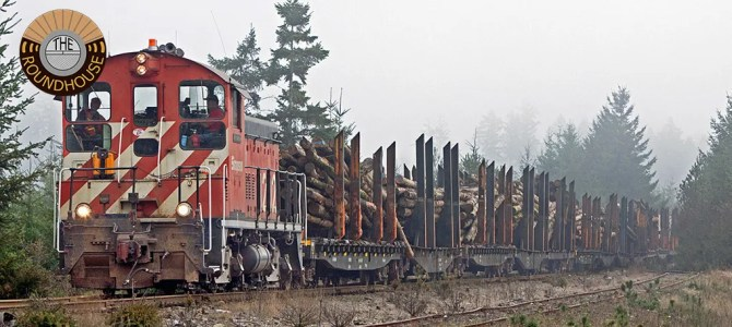 018: The Last Logging Railroad