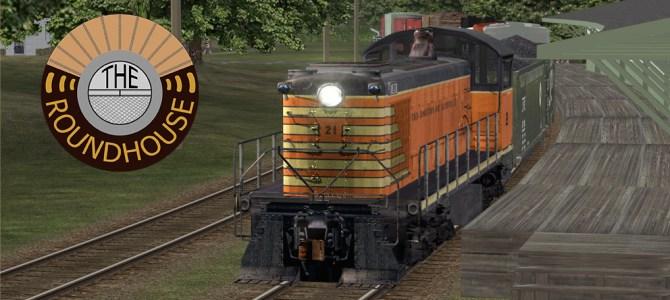 019: Historic Railroad Simulation – Paul Charland