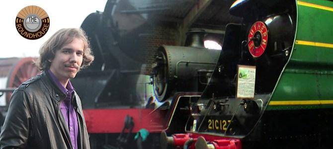 Steam Locos in Profile – Chris Eden-Green
