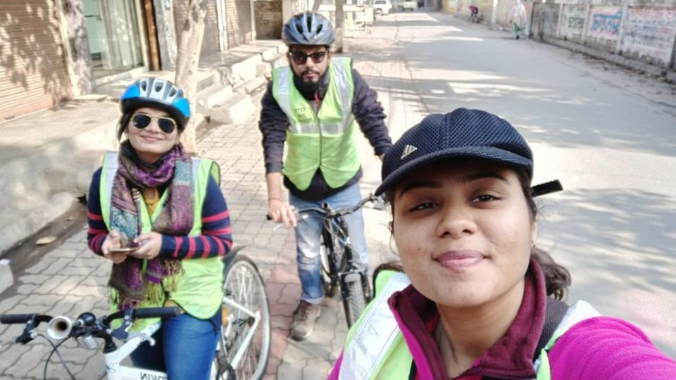 Bicycle Tour with City On Pedals