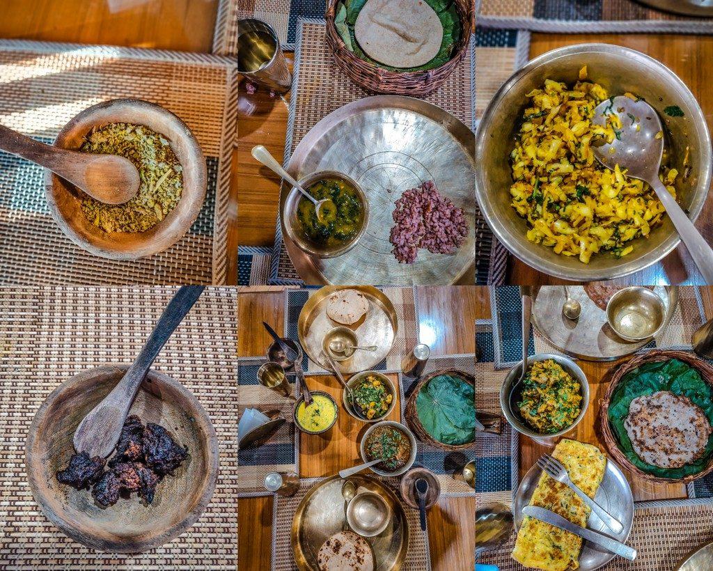 Kumaoni Cuisine at The Pahadi