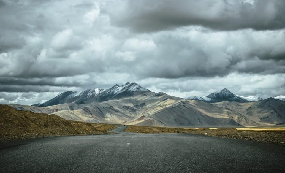 More Plains, Ladakh.