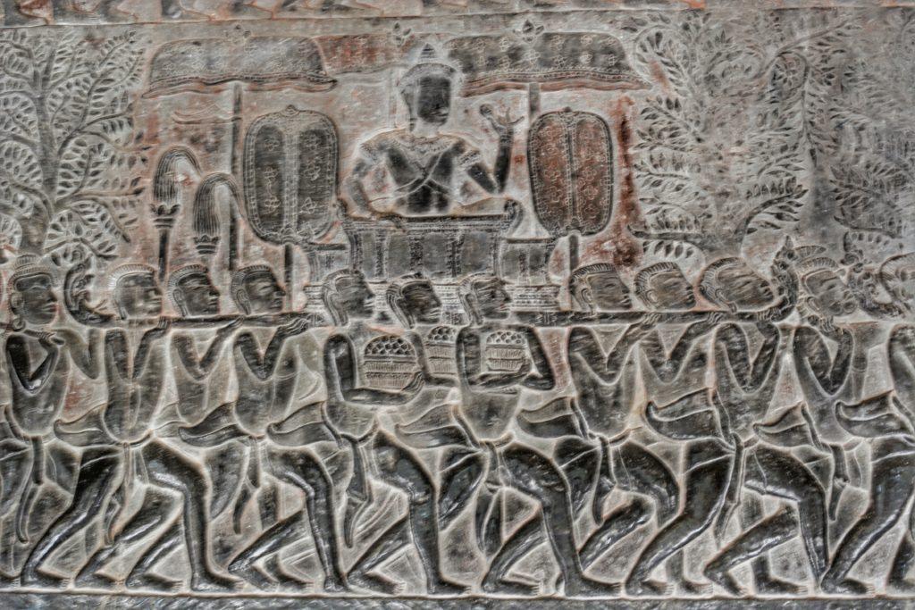 Bas reliefs
