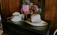 Hats at the ready