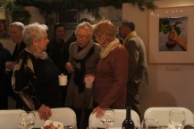 Guests at the feast.