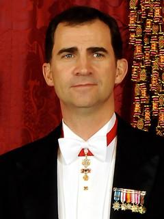 Happy Birthday To HRH Prince Felipe Of Asturias The
