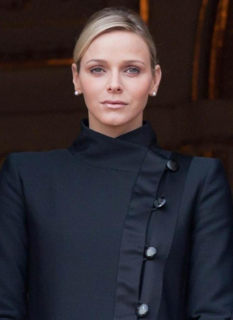 Charlene Wittstock The Royal Correspondent