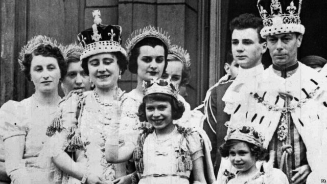 King George VI's coronation