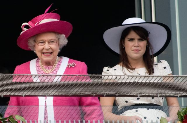 Queen and Eugenie