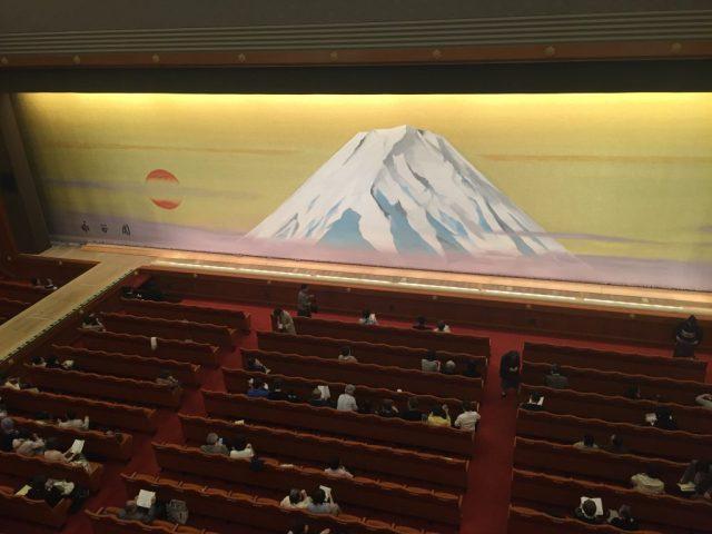 Kabuki Theater - the stage