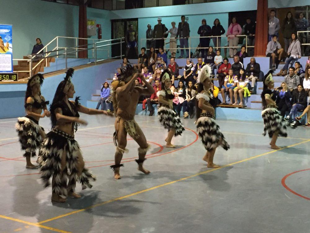 a moai dance