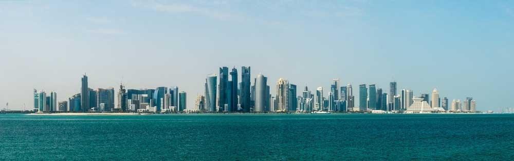 Doha, Qatar (image by Rob Potvin)