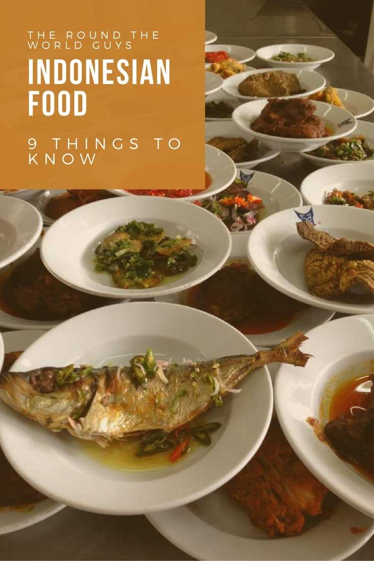 Indonesia has been a great food destination for centuries. Do you know much about what to eat when you're there? This post has everything you need to know about Indonesian food. Well, maybe