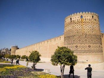 Things to see in Shiraz - Arg Karim Khan Citadel