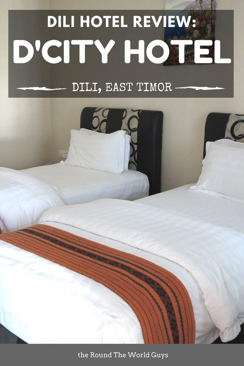D'City Hotel, Dili, East Timor Dili hotel