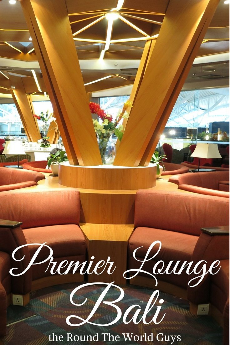 If you have several hours to kill at the Bali International Airport, check out Premier Lounge Bali at DPS - Denpasar Airport. Here's a review!