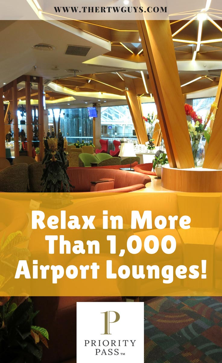 Want access to over 1000 airport lounges around the world? Click here for our reviews and find out how you can relax in a lounge with you're at the airport!