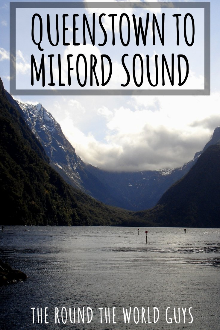 Want to know the best option to get from Queenstown to Milford Sound? I think I've found the best tour company to go with. The attention to detail put this experience in my all time top 3!