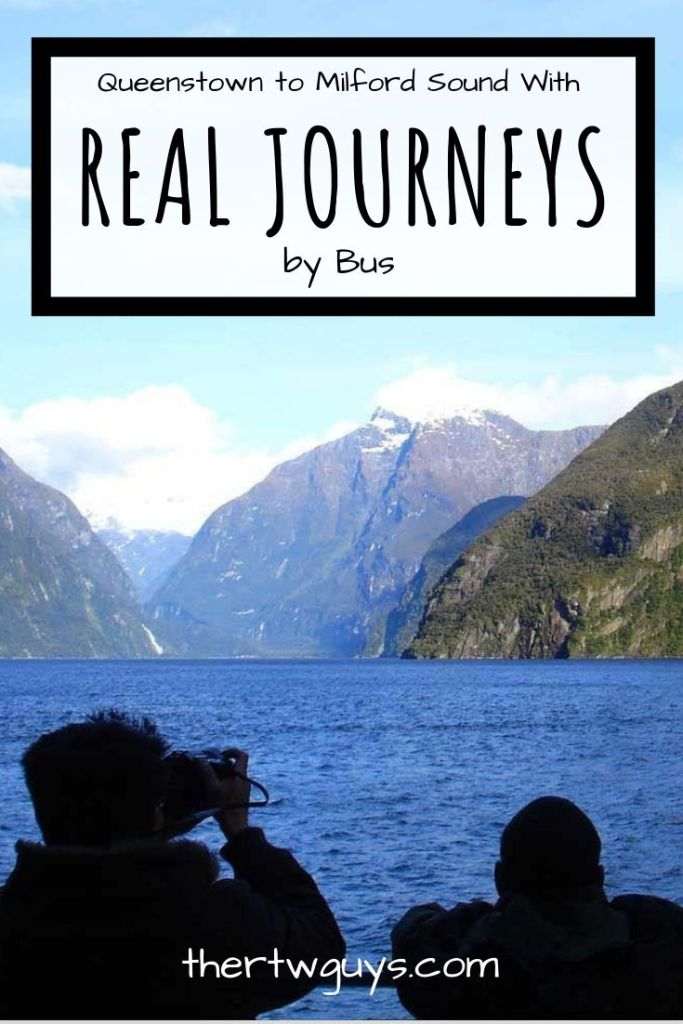 queenstown to milford sound pinterest