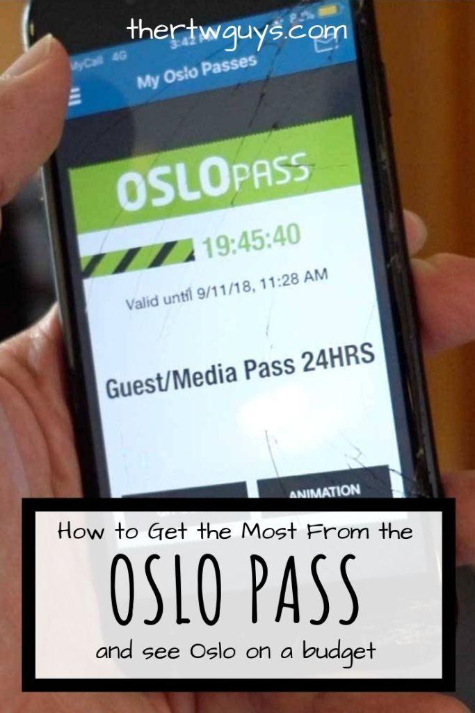 oslo pass pinterest