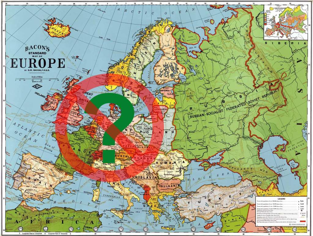 map with a circle and slash through Europe